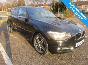 2014 BMW 1 SERIES 1.6 116I SPORT 5d 135 BHP £SOLD