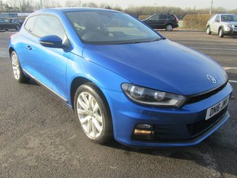 2016 VOLKSWAGEN SCIROCCO 1.4 TSI BLUEMOTION TECHNOLOGY 2d 123 BHP £13291.00