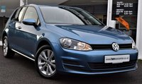 USED 2013 13 VOLKSWAGEN GOLF 1.6 SE TDI BLUEMOTION TECHNOLOGY DSG 5d AUTO 103 BHP STOP/START