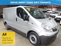 "USED 2013 63 VAUXHALL VIVARO 2.0 2700 CDTI - ONE OWNER - FULL SERVICE HISTORY - ""YOU'RE IN SAFE HANDS"" - AA DEALER PROMISE"