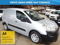 "USED 2015 65 CITROEN BERLINGO 1.6 625 ENTERPRISE L1 HDI - FULL SERVICE HISTORY- ONE OWNER ""YOU'RE IN SAFE HANDS"" - AA DEALER PROMISE"