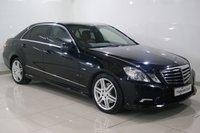 USED 2009 09 MERCEDES-BENZ E CLASS 3.0 E350 CDI BLUEEFFICIENCY SPORT 4d AUTO 231 BHP