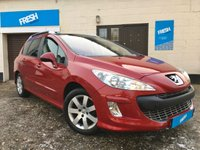USED 2011 11 PEUGEOT 308 1.6 SW SE HDI 5d  * 0% Deposit Finance Available