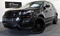 USED 2015 64 LAND ROVER RANGE ROVER EVOQUE 2.2 SD4 DYNAMIC 5d AUTO 190 BHP STEALTH PACK-PAN ROOF-DYNAMIC