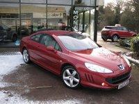 2007 PEUGEOT 407 2.7 COUPE SE HDI 2d AUTO 202 BHP £1790.00