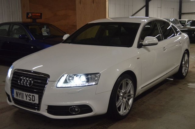 2011 S AUDI A6 2.0 TDI S LINE SPECIAL EDITION 4d AUTO 168 BHP