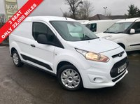 USED 2014 64 FORD TRANSIT CONNECT 1.6 200 TREND P/V 1d 74 BHP 3 Seat, Low Mileage, New Shape, One Owner, Up To 36 Months Platinum Plus Warranty Plan Available.