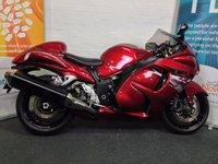 2013 SUZUKI GSX 1300 R HAYABUSA 1340cc GSX 1300 RL2 HAYABUSA  £6990.00