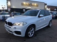 USED 2014 64 BMW X5 3.0 XDRIVE30D M SPORT 5d AUTO 255 BHP