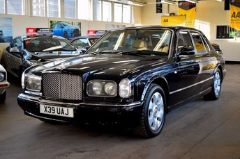 2000 BENTLEY ARNAGE 4.4 GREEN LABEL 4d AUTO 349 BHP £29500.00