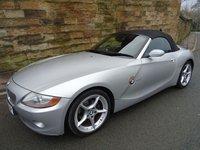 2005 BMW Z4 3.0 Z4 SE ROADSTER 2d 228 BHP £4300.00