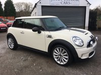 2010 MINI HATCH COOPER 1.6 COOPER S MAYFAIR 3d 184 BHP STUNNING CAR WITH MASSIVE SPEC £7979.00