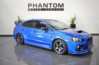 2014 SUBARU WRX 2.5 STI TYPE UK 4d 300 BHP £19980.00