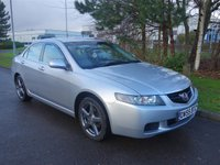 2006 HONDA ACCORD 2.0 SE VTEC 4d 155 BHP £2490.00