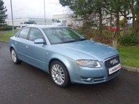2006 AUDI A4 2.0 TDI SE TDV 4d 140 BHP £1490.00