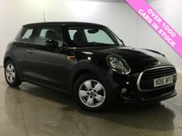 USED 2016 16 MINI HATCH COOPER 1.5 COOPER D 3d 114 BHP Great FuelEconomy/Low Road Tax