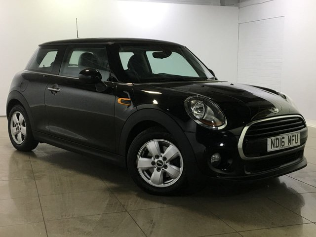 View our 2016 16 MINI HATCH COOPER 1.5 COOPER D 3d 114 BHP