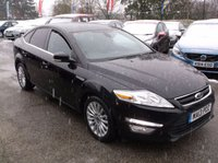 2013 FORD MONDEO 2.0 ZETEC BUSINESS EDITION TDCI 5d AUTO 161 BHP £7000.00