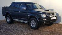 2005 MITSUBISHI L200 2.5 TD 4WD LWB WARRIOR DCB 1d 114 BHP £5999.00