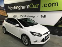 USED 2012 12 FORD FOCUS ZETEC TDCI FINANCE / PX WELCOME