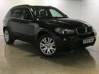 USED 2009 09 BMW X5 3.0 XDRIVE30D M SPORT 5d 232 BHP