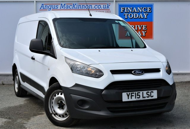 2015 15 FORD TRANSIT CONNECT 1.6 210 Panel Van Great Value