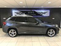 2013 BMW X1 2.0 XDRIVE18D M SPORT 5d 141 BHP