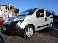 2010 PEUGEOT BIPPER 1.4 TEPEE S HDI 5d AUTO 68 BHP £3595.00