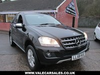 USED 2008 58 MERCEDES-BENZ M CLASS ML280 CDI SE 5 dr **NEWER SHAPE** FULL LEATHER / HEATED SEATS / SERVICE HISTORY