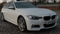 USED 2013 13 BMW 3 SERIES 2.0 320D XDRIVE M SPORT TOURING 5d AUTO 181 BHP