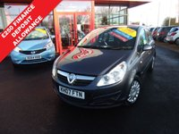 USED 2007 07 VAUXHALL CORSA 1.2 LIFE A/C 5d 80 BHP A/C, Bluetooth