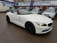 USED 2011 51 BMW Z4 2.5 Z4 ROADSTER ED EXCLUSIVE 2d 215 BHP CONVERTIBLE