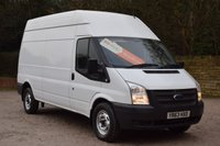 USED 2013 63 FORD TRANSIT 2.2 350 H/R  125 BHP