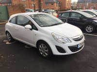 USED 2011 11 VAUXHALL CORSA 1.2 EXCLUSIV AC CDTI ECOFLEX S/S 3d 93 BHP WITH AIR CONDITIONING, AUXILLIARY INPUT AND USB..EXCELLENT FUEL ECONOMY!!..LOW CO2 EMISSIONS..£0 ROAD TAX....FULL HISTORY...ONLY 18129 MILES FROM NEW!!