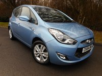USED 2014 64 HYUNDAI IX20 1.4 ACTIVE 5d 89 BHP *1 Private Owner*