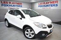 USED 2013 63 VAUXHALL MOKKA 1.7 EXCLUSIV CDTI S/S 5d 128 BHP Cruise control, DAB Radio, Bluetooth, Cheap Road Tax