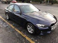 2012 BMW 3 SERIES 2.0 320D EFFICIENTDYNAMICS 4d 161 BHP £9000.00