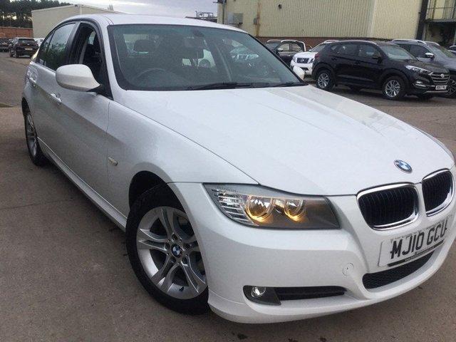 2010 10 BMW 3 SERIES 2.0 318D ES 4d 141 BHP