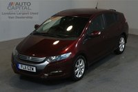 USED 2011 11 HONDA INSIGHT 1.3 IMA EX 5d 100 BHP AIR CONDITION NAVIGATION AUTOMATIC GEARBOX PETROL ECON HYBRID  2 OWNER FROM NEW