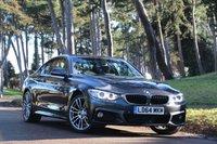 2014 BMW 4 SERIES 2.0 420I XDRIVE M SPORT 2d AUTO 181 BHP £18495.00