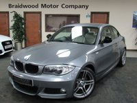 2012 BMW 1 SERIES 2.0 120D SPORT PLUS EDITION 2d 175 BHP £9999.00