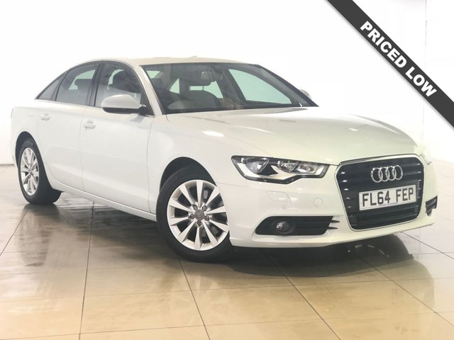 View our 2014 64 AUDI A6 2.0 TDI ULTRA SE 4d AUTO 188 BHP