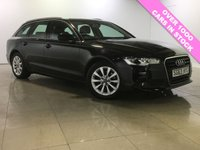 USED 2013 63 AUDI A6 2.0 AVANT TDI SE 5d AUTO 175 BHP One Owner From New/Huge Spec