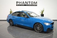 USED 2014 64 BMW 3 SERIES 2.0 328I M SPORT 4d 242 BHP