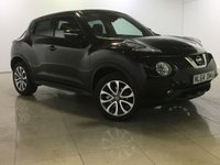 USED 2014 64 NISSAN JUKE 1.5 TEKNA DCI 5d 110 BHP One Owner From New/Huge Spec