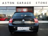 USED 2013 63 BMW 1 SERIES 1.6 114D ES 5d 94 BHP ** 1 OWNER * FSH ** ** 1 OWNER * F/S/H **