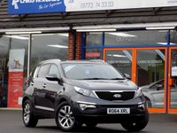 USED 2014 64 KIA SPORTAGE 1.6 2 ISG 5dr 133 BHP Pan Roof *ONLY 9.9% APR*