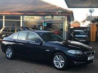 2011 BMW 5 SERIES 520D SE 4d AUTO 181 BHP £10995.00