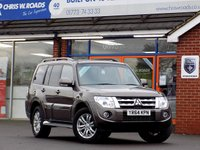 USED 2014 64 MITSUBISHI SHOGUN 3.2 DI-D SG3 5dr AUTO 197 BHP 7 Seater & Huge Spec *ONLY 9.9% APR*