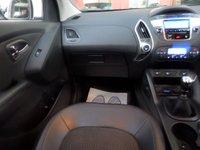 USED 2012 62 HYUNDAI IX35 2.0 PREMIUM CRDI 4WD 5d 134 BHP **PANROOF * 1 OWNER * FDSH ** ** PAN ROOF * 1 OWNER * FDSH **